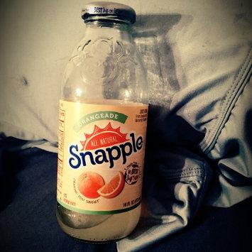 Photo of Snapple® Orangeade 16 fl. oz. Glass Bottle uploaded by Katherine C.