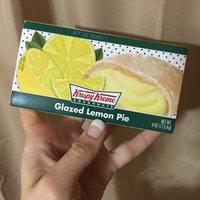 Krispy Kreme Glazed Cherry Pies uploaded by Danielle S.