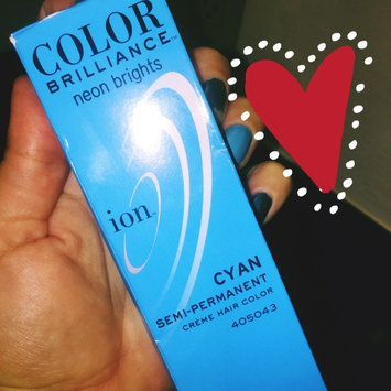 Ion Color Brilliance  Permanent Creme Hair Colors uploaded by Natalie P.