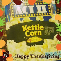 Act II® Kettle Corn Microwave Popcorn uploaded by Krystle L.