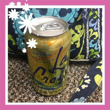 Photo of La Croix Sparkling Lemon Water uploaded by Jessica C.