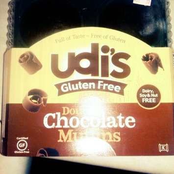 Photo of Udi's Gluten Free Muffins Double Chocolate uploaded by Hannah M.