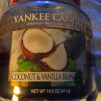 Yankee Candle Coconut & Vanilla Bean Medium Classic Candle Jar uploaded by Hope B.