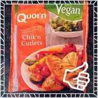 Quorn Naked Chik'n Cutlets Meatless & Soy-Free uploaded by Marisol P.