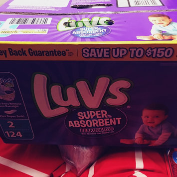 Photo of Luvs Ultra Leakguards Diapers Size 2 192 count uploaded by Kaitlyn V.