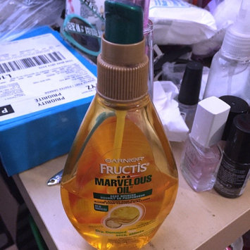 Photo of Garnier Skin and Hair Care Fructis Marvelous Oil Deep Nourish 5 Action Hair Elixir for Dry and Damaged Hair uploaded by Diana L.