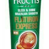 Garnier® Fructis® Sleek & Shine Brazilian Smooth Flatiron Express Leave-In Balm 5.1 fl. oz. Tube uploaded by LUCRESIA  G.
