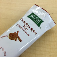 Kashi® Crunchy Granola Bars Pumpkin Spice Flax uploaded by Erin L.