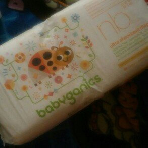 Photo of BabyGanics Disposable Diapers Size Newborn (36 Count) uploaded by Julia F.