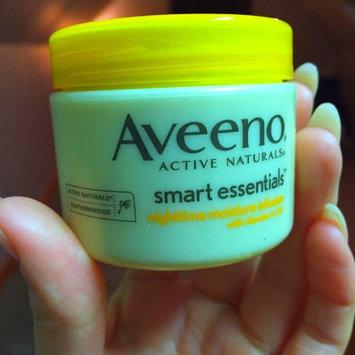 Photo of Aveeno® Smart Essentials® Nighttime Moisture Infusion uploaded by Gigi W.