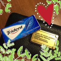 Trident Original Flavor uploaded by Christie R.