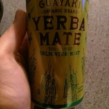 Guayaki Yerba Mate Enlighten Mint Organic uploaded by Jeanette G.