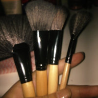 Apmexpress.com 18 PCS Makeup Brush Applicator Set uploaded by Brooke L.