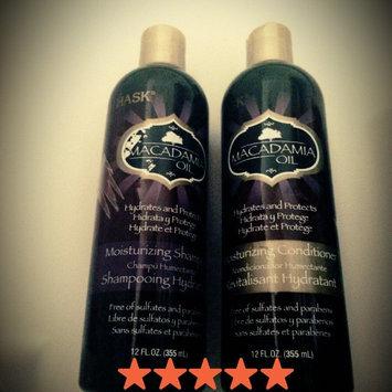 Hask Macadamia Oil Moisturizing Shampoo uploaded by Vanessa S.