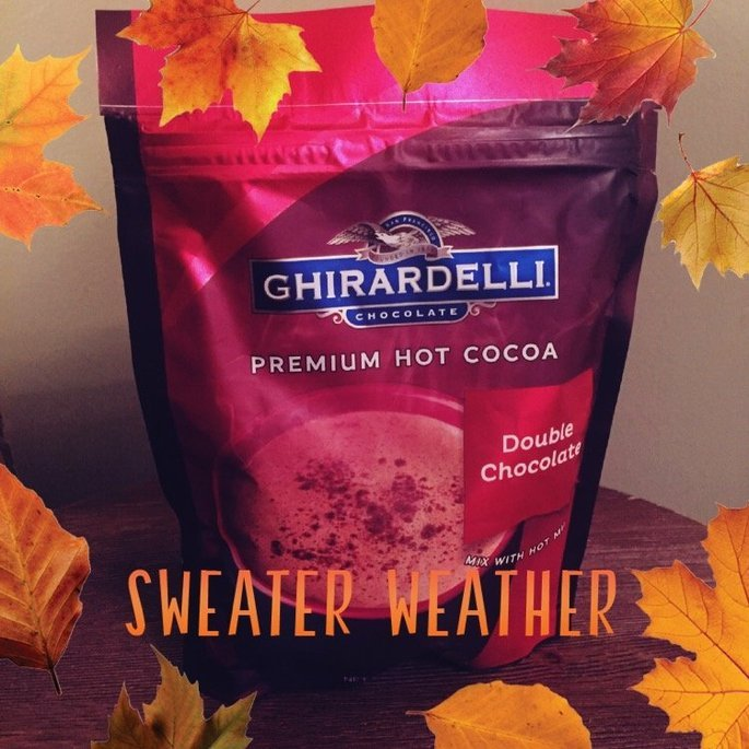 Ghirardelli Chocolate Premium Hot Cocoa, Double Chocolate uploaded by Aundrey L.