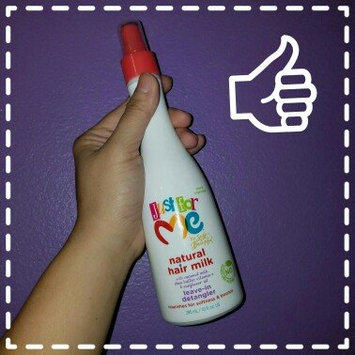 Just For Me Hair Milk Leave-In Detangler - 10 oz uploaded by Marie N.