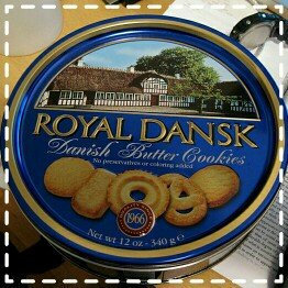 Photo of Royal Dansk Danish Butter Cookies uploaded by Alicia C.