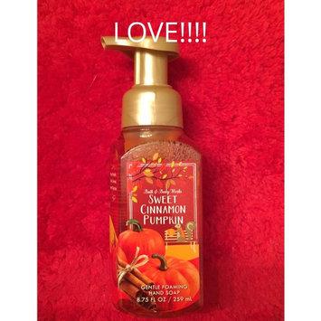 Photo of Bath & Body Works® SWEET CINNAMON PUMPKIN Deep Cleansing Hand Soap uploaded by Amanda R.