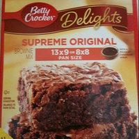 Betty Crocker™ Supreme Original Brownie Mix uploaded by Simone C.