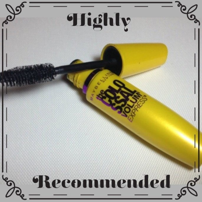 Maybelline Colossal Mascara 100 Percent 10.7Ml Black uploaded by Alyssa A.