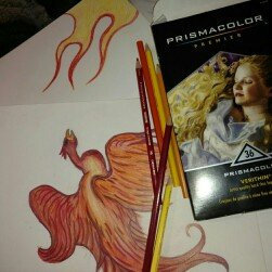 Photo of Prismacolor Verithin Colored Pencils - Set of 36 - Assorted Colors uploaded by Christina B.