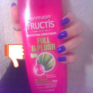 Garnier® Fructis® Full & Plush Conditioner 13 fl. oz. Bottle uploaded by Krista P.