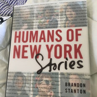 Humans of New York - Stories by Brandon Stanton (Hardcover) uploaded by Julia K.