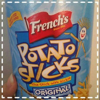 French's Original Flavor Potato Sticks uploaded by johanna f.