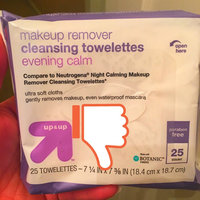 up & up Makeup Remover Cleansing Towelettes uploaded by Skye B.