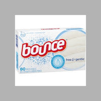 Bounce Free & Sensitive Fabric Softener Sheets 160 ct Box uploaded by Cara L.