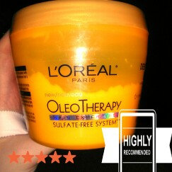 Photo of L'Oréal Paris Hair Expertise OleoTherapy Deep Recovery Mask uploaded by Chey F.
