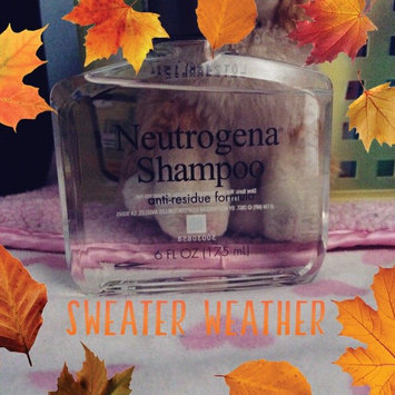 Neutrogena Anti-Residue Shampoo uploaded by Aleydy G.