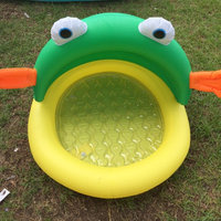 Bestway Inflatable Kids Fish & Me Sunshade Pool uploaded by Nakyshia L.
