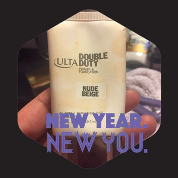 Photo of ULTA Double Duty Foundation uploaded by Jackie C.