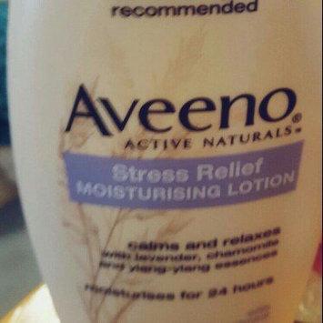 Photo of Aveeno® Stress Relief Moisturizing Lotion uploaded by Jaimee M.