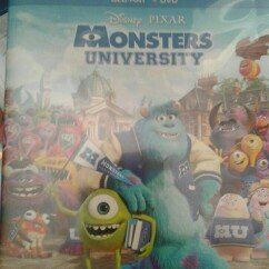 Monsters, Inc. uploaded by Dymond T.