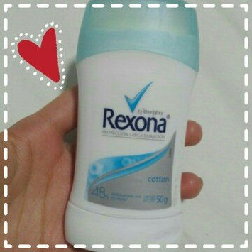 Rexona Cotton Dry Roll-On Deodorant - 50 ml uploaded by Stephany S.