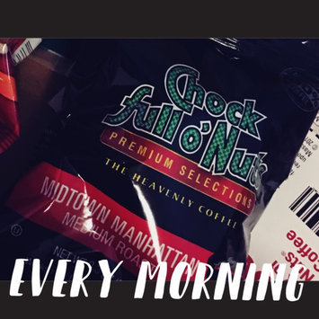 Photo of Chock Full o'Nuts Medium Roast Coffee Midtown Manhattan Single Serve Cups uploaded by Hannah C.