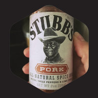 Stubb's All-Natural Spice Rub Bar-B-Q uploaded by Suzanne C.