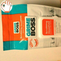 GRIME BOSS Cleaning Wipes Orange Scented Scrubbing Household Disinfecting Wipes (72-Count) M938S72 uploaded by Elyse D.