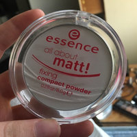 Essence All About Matt! Fixing Compact Powder uploaded by Ashley M.