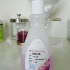 Photo of Up & up Strengthening Nail Polish Remover uploaded by Michelle S.