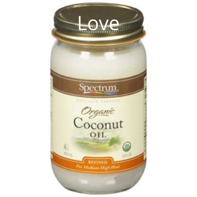Spectrum Coconut Oil Organic uploaded by Maria Fernanda V.