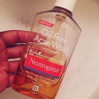 Neutrogena Oil-Free Acne Wash uploaded by Kharine C.