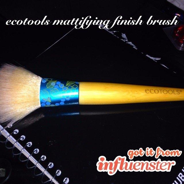 EcoTools® Mattifying Finish Brush uploaded by Heather H.