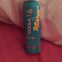 Coola Sport Continuous Spray Sunscreen SPF 35 uploaded by Christine C.