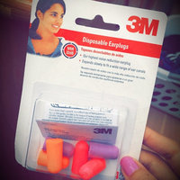 3M 078371920500 Ear Plugs - Disposable - 4 pack uploaded by Cynthia  A.