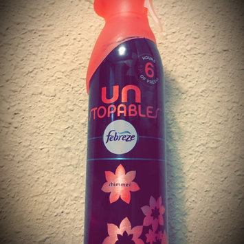 Photo of Febreze Unstopables™ Shimmer Air Refresher 9.7 oz. Aerosol Can uploaded by Taniesha F.