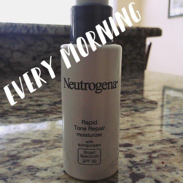 Neutrogena Rapid Tone Repair Moisturizer SPF 30 uploaded by JoAnn H.