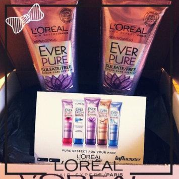 Photo of L'Oréal Paris EverPure Volume Shampoo uploaded by Kristi S.